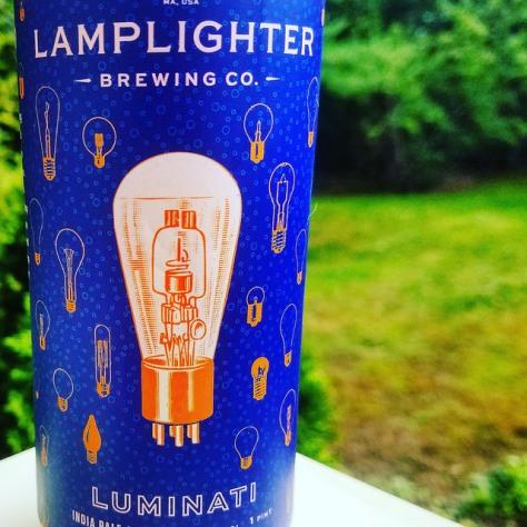 Обзор пива. Lamplighter Luminati.