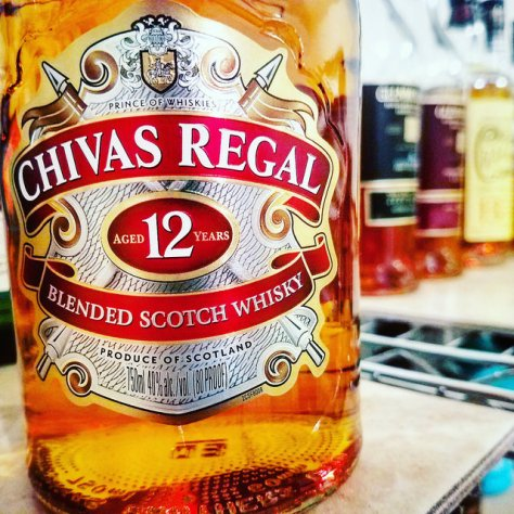 Chivas Regal 12.