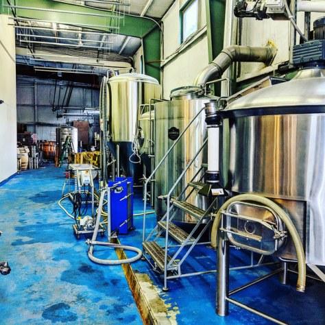 Крафтовая пивоварня. River Roost Brewery.