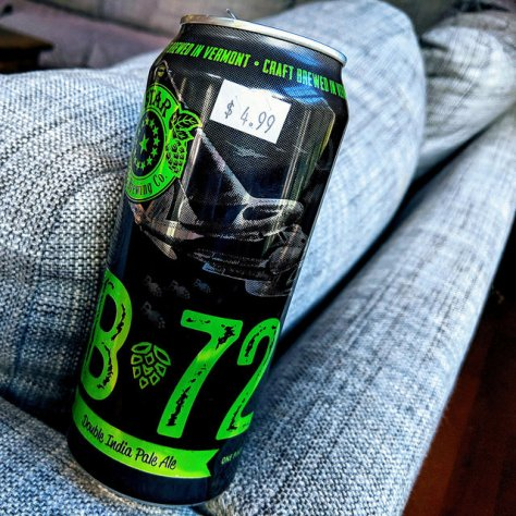Обзор пива. 14th Star B-72.
