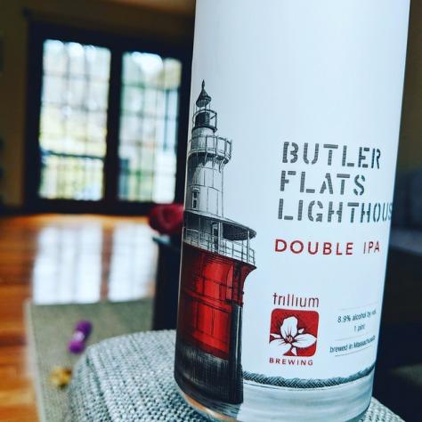 Обзор пива. Trillium Butler Flats Lighthouse.