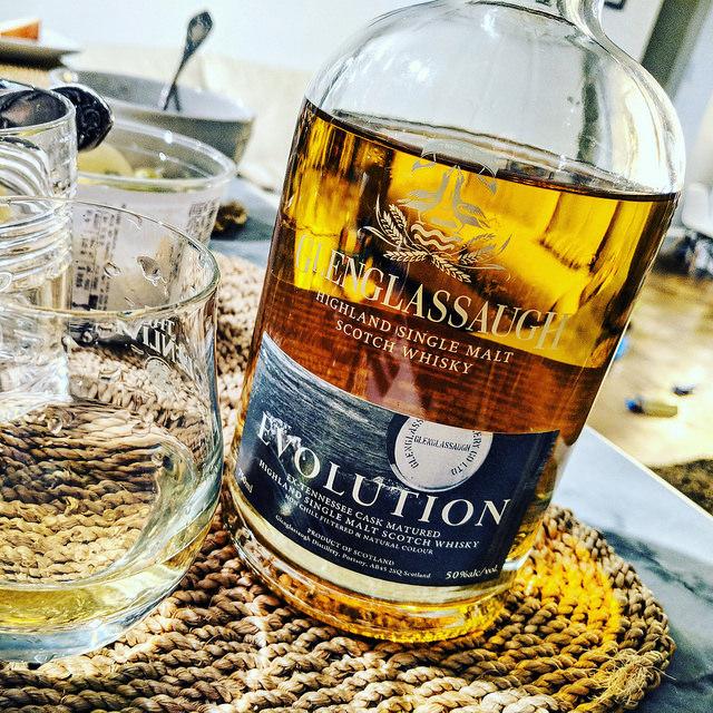 Обзор виски. Glenglassaugh Evolution.
