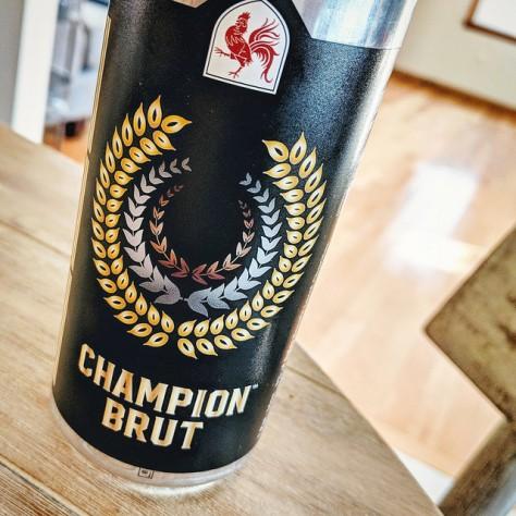 Обзор пива. Vivant Champion Brut.