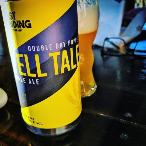 Обзор пива. Mast Landing Tell Tale Pale Ale.