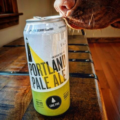 Обзор пива. Lone Pine Portland Pale Ale.