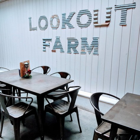 Крафтовая пивоварня. Lookout Farm.