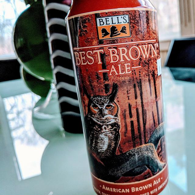 Обзор пива. Bell's Best Brown Ale.