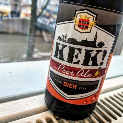 Обзор пива. KEK! Peer Ale.