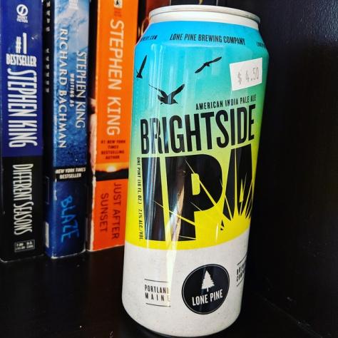 Обзор пива. Lone Pine Brightside IPA.