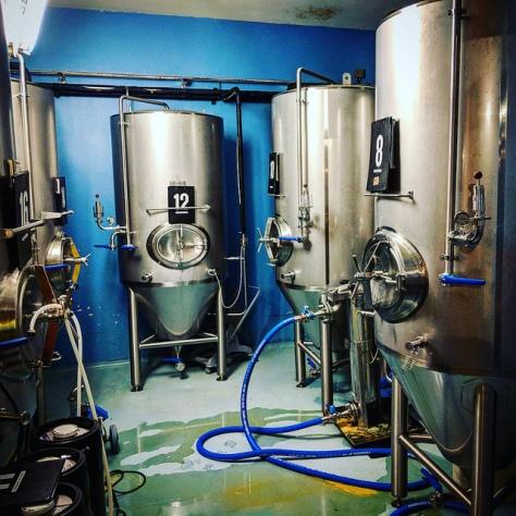Крафтовая пивоварня. De Prael Brouwerij.