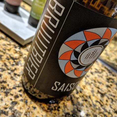 Обзор пива. Bruut Bier Saison.