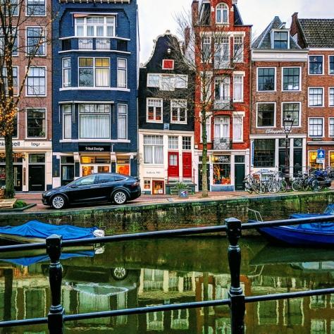 Амстердам. Нидерланды. [Amsterdam. Netherlands.]