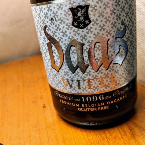 Обзор пива. De Brunehaut Daas Witte.