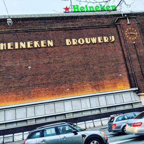 Пивоварня. Heineken.