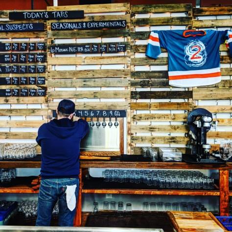 Крафтовая пивоварня. To Share Brewery. Фотоотчёт.