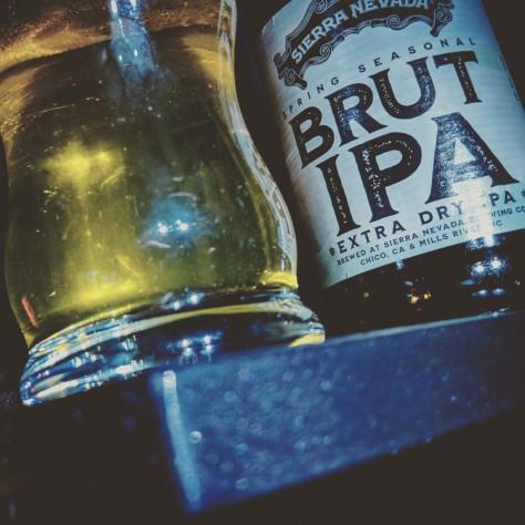 Обзор пива. Sierra Nevada Brut IPA.