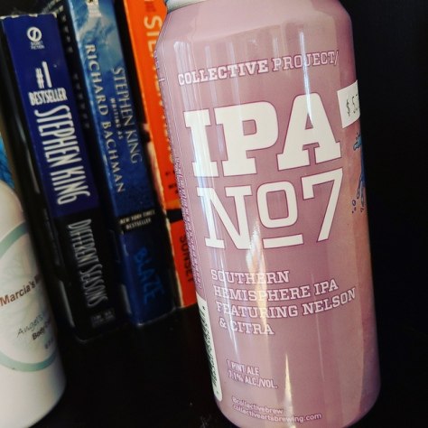 Обзор пива. Collective Arts IPA No. 7.