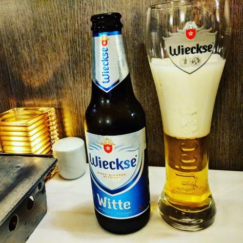 Обзор пива. Heineken Wieckse Witte.