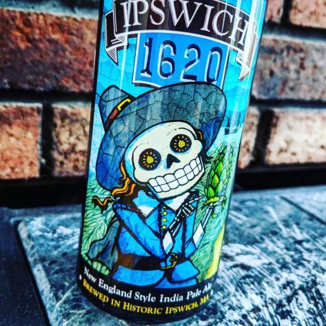 Обзор пива. Ipswich 1620.