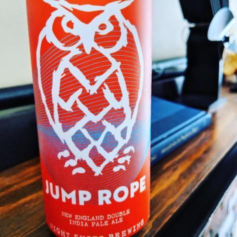 Обзор пива. Night Shift Jump Rope.