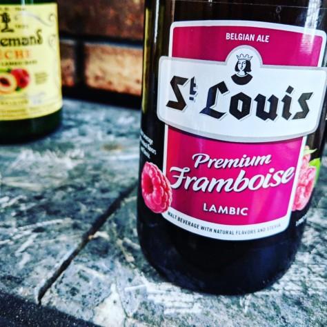 Обзор пива. Van Honsebrouck St. Louis Premium Framboise.