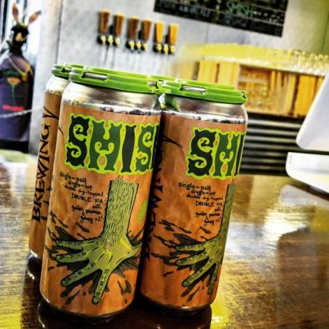 Обзор пива. BareWolf Smish.