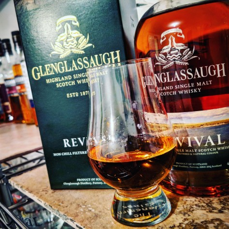 Обзор виски. Glenglassaugh Revival.