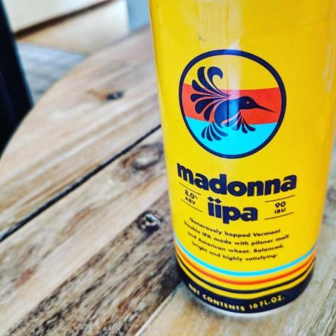 Обзор пива. Zero Gravity Madonna.