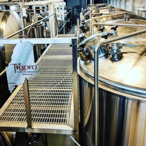 Крафтовая пивоварня. Bissel Brothers Brewery.