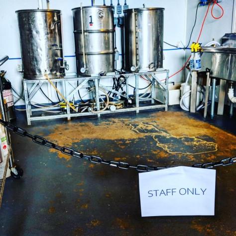 Крафтовая пивоварня. Urban Farm Fermentory.