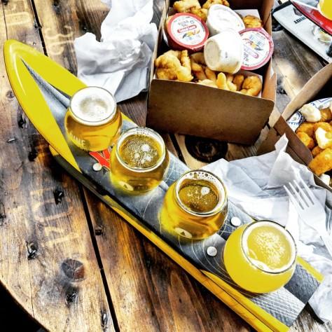 Крафтовая пивоварня. Lone Pine Brewery.