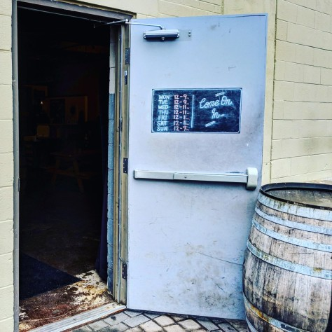 Крафтовая пивоварня. Oxbow Brewery.
