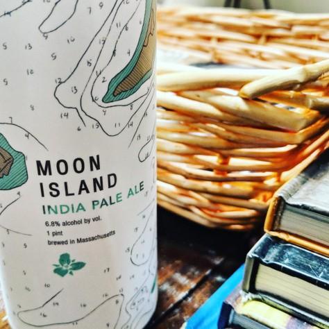 Обзор пива. Trillium Moon Island.