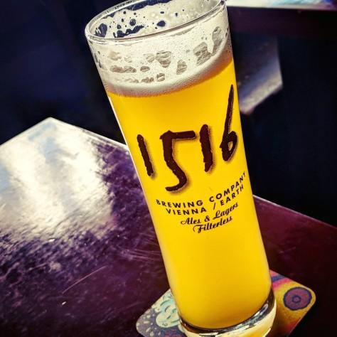 Крафтовая пивоварня. 1516 Brewery.