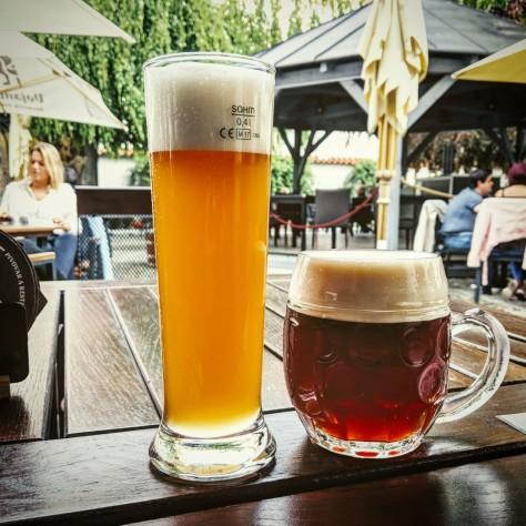 Как правильно произносить названия известных марок немецкого пива.