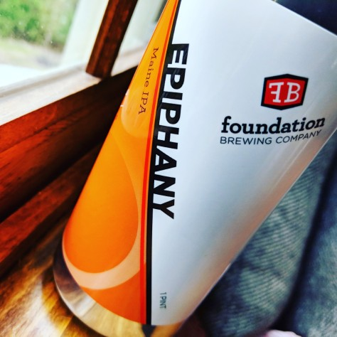 Обзор пива. Foundation Epiphany.