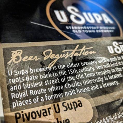 Пивоварня. Pivovar U Supa. Фотоотчёт.