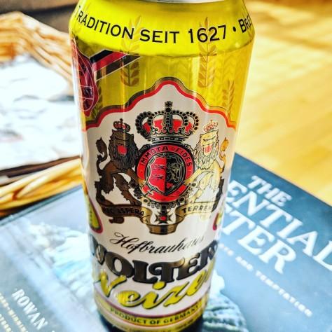 Обзор пива. Hofbrauhaus Wolters Weizen.
