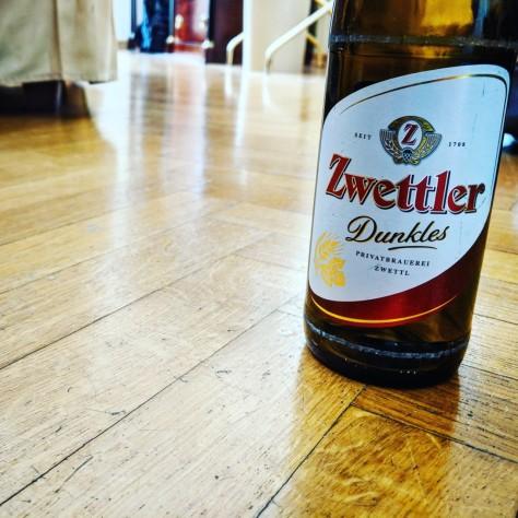 Обзор пива. Zwettler Dunkles.
