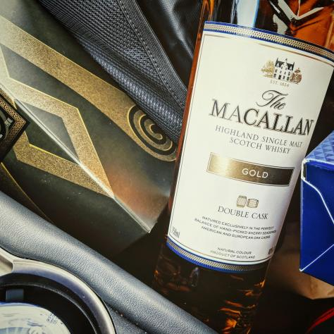 Обзор виски. Macallan Gold.