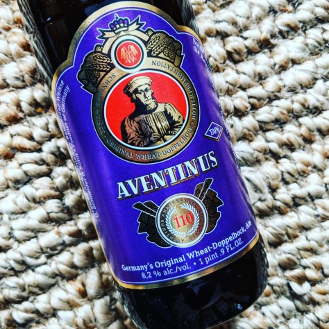 Обзор пива. Schneider Weisse Tap 6 Aventinus 110 Anniversary.