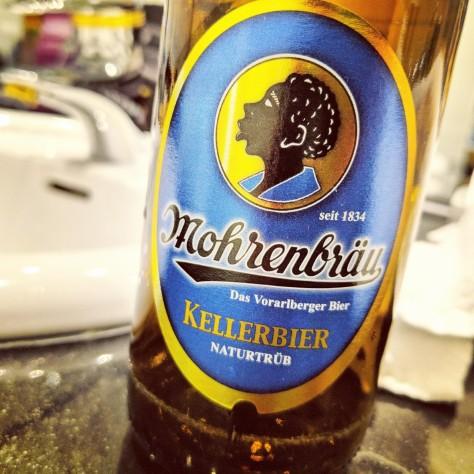 Обзор пива. Mohrenbrau Kellerbier.