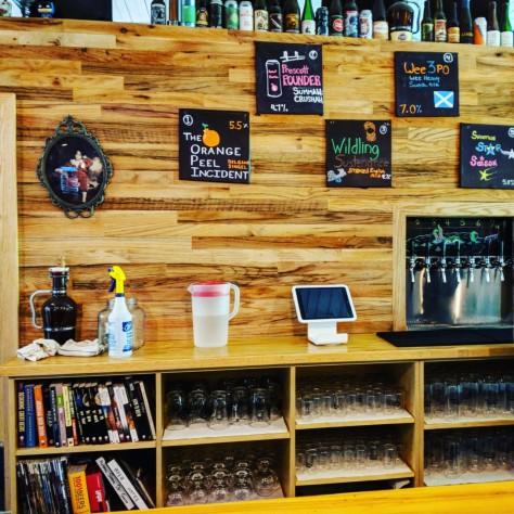 Крафтовая пивоварня. Loaded Question Brewing. Фотоотчёт.
