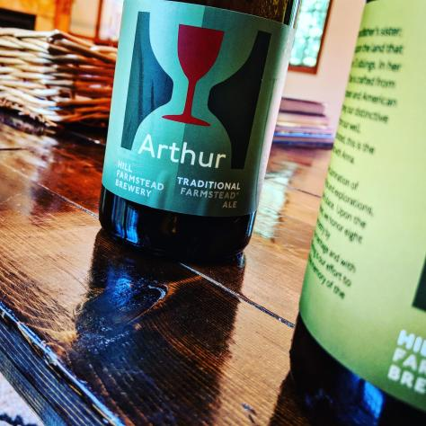 Обзор пива. Hill Farmstead Arthur.