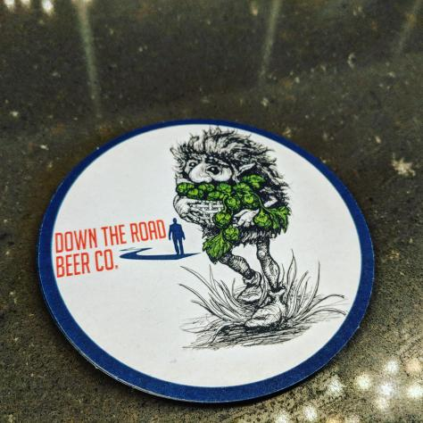 Крафтовая пивоварня. Down the Road Beer Company. Фотоотчёт.