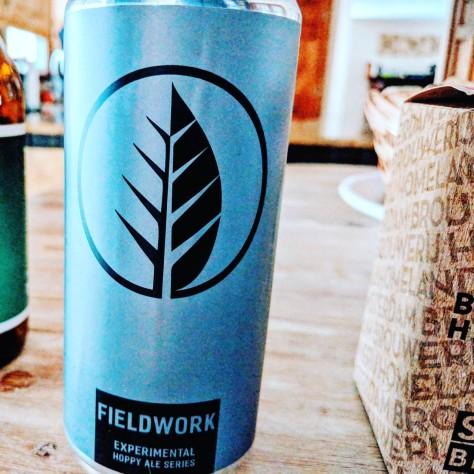 Обзор пива. Deciduous Fieldwork.