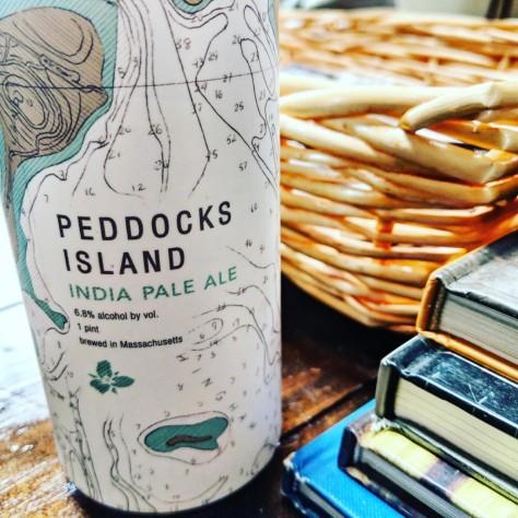 Обзор пива. Trillium Peddocks Island.