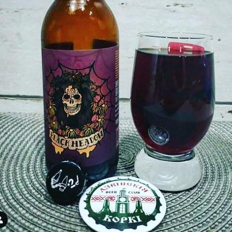 Обзор пива. Selfmade Brewery Black Meadow.
