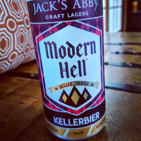 Обзор пива. Jack's Abby Modern Hell.