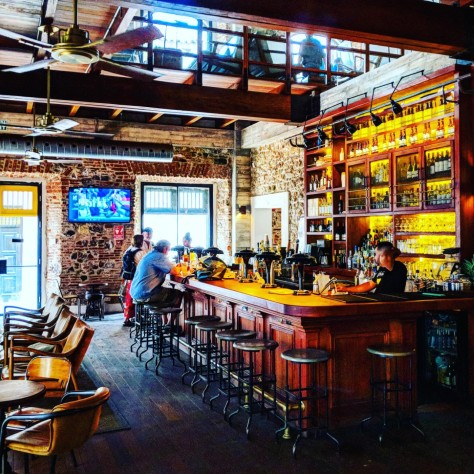 Крафтовая пивоварня. La Rana Dorada Brewery.
